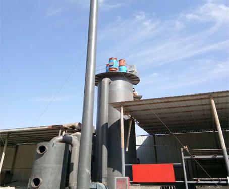 电捕焦油器防水卷材烟气净化