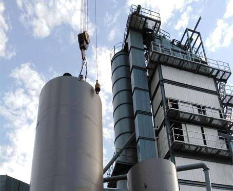 电捕焦油器沥青烟净化-沥青搅拌系统