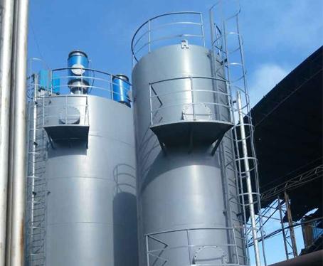 沥青搅拌系统